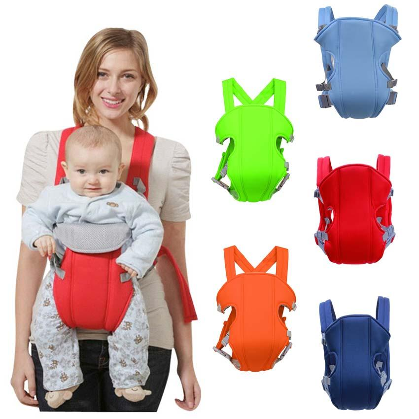 fd6f84f678b 2019 Newborn Ergonomic Baby Carrier Breathable Adjustable Wrap Baby Ring  Sling Infant Backpack Carrying Stroller Kangaroo ≪15 Kgs From Cover3085