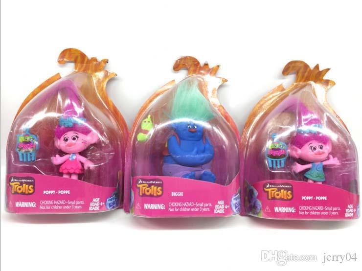 R3alq54j Troll Cute Juguete New Compre Figuras De Princesa Dolls Acción jLqVGUSzMp