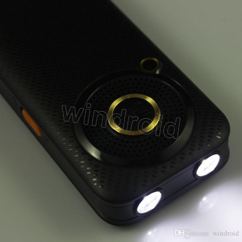 Moins cher 1.8 pouce H-mobile X1000 Mobile Pas téléphone intelligent 2G débloqué Quad Band caméra Big lampe de poche haut-parleur whats application téléphone cellulaire
