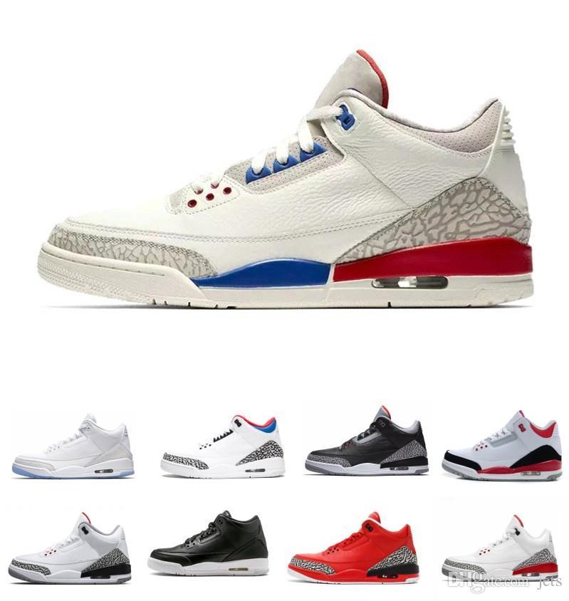 4619792fcae7b2 2018 3s Men Designer Basketball Shoes International Flight Katrina ...