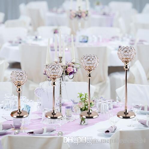 2018 Wedding Candelabra Centerpieces Center Table Candlesticks