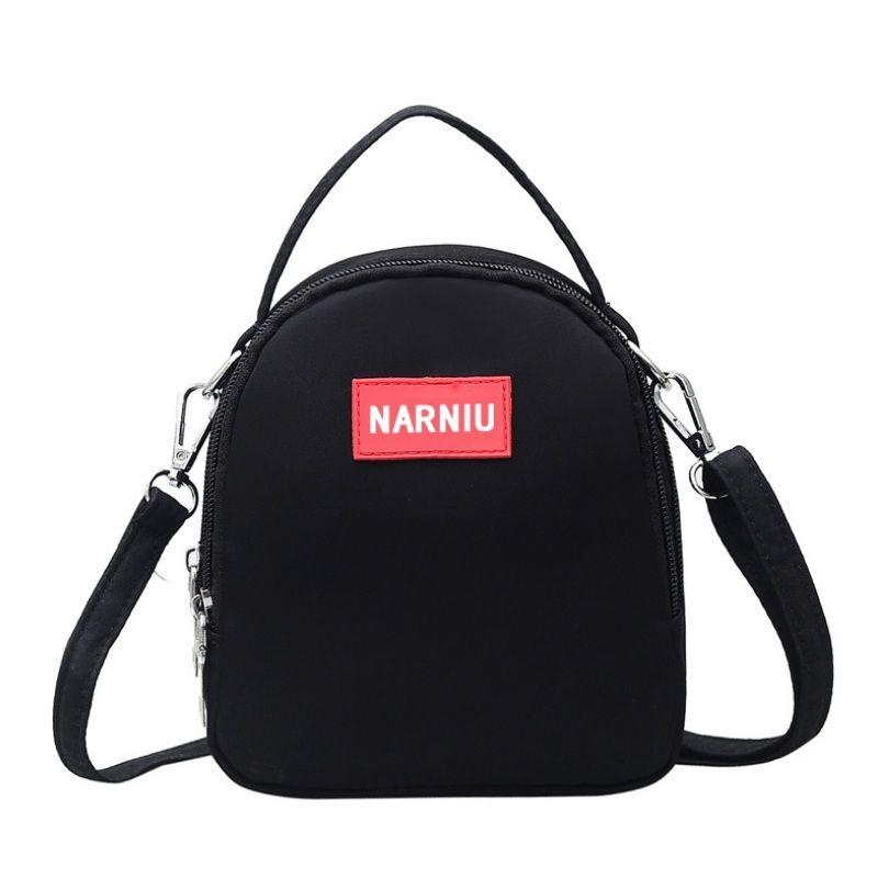 Women Casual Small Shoulder Bags Tote Female Nylon Crossbody Messenger Bag  Girls Mini Handbag Flap Bag Phone Pouch Coin Purse Shoulder Bags For Men  Fiorelli ... 3f31735d5f107