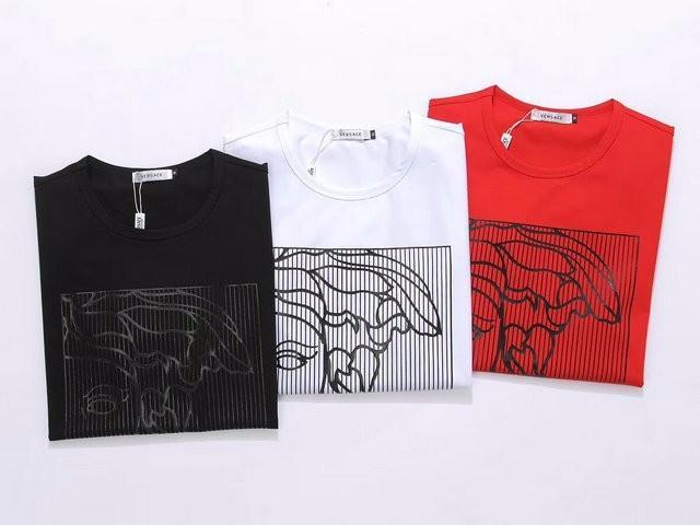71821b3d Men's Clothing T-shirt Fashion Hot Sale Cotton Size M-3XL Handsome ...