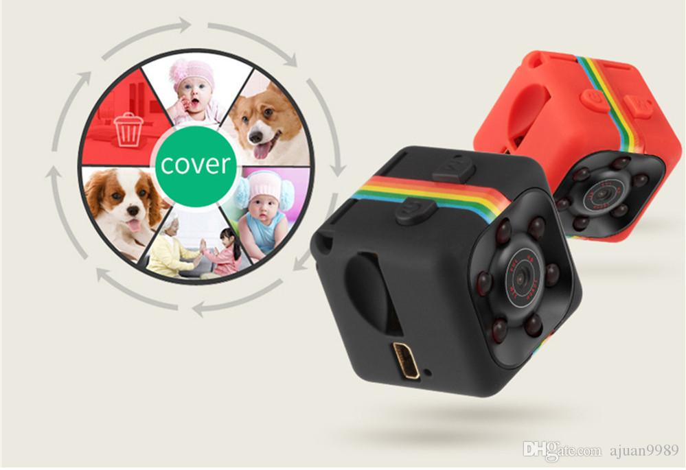 SQ11 Mini camera HD 1080P Camera Night Vision Mini Camcorder Action Camera DV Video voice Recorder Micro Cameras