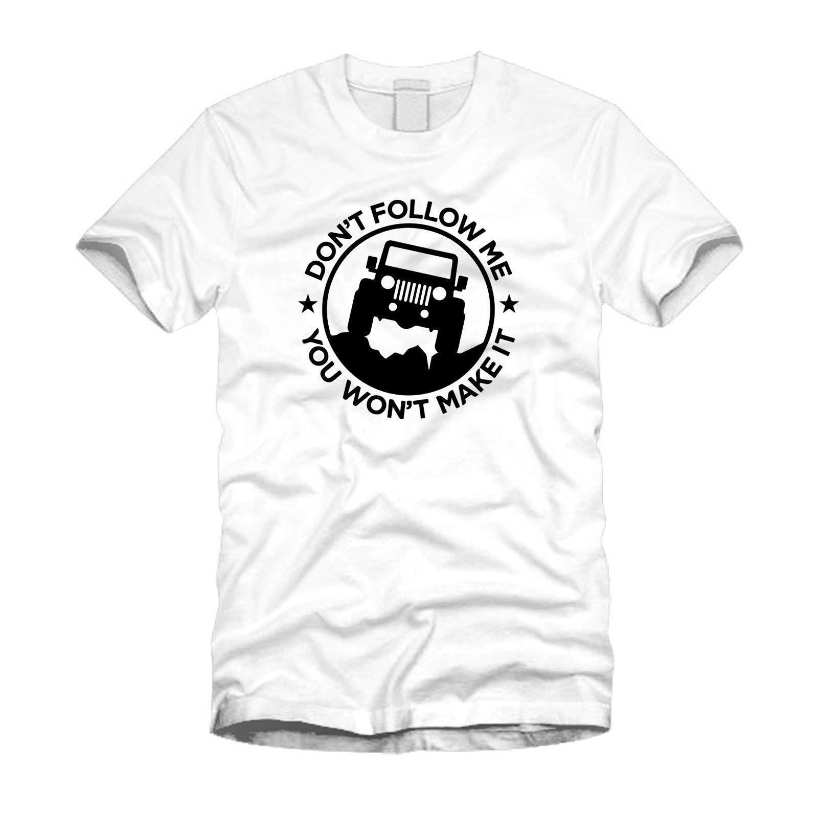 55c3cc461 Jeep Wrangler Rubicon Willys 4X4 Funny Cool Unisex White T Shirt Funny  Unisex Tee Cool And Funny T Shirts Buy A T Shirt From Stshirt, $12.96|  DHgate.Com