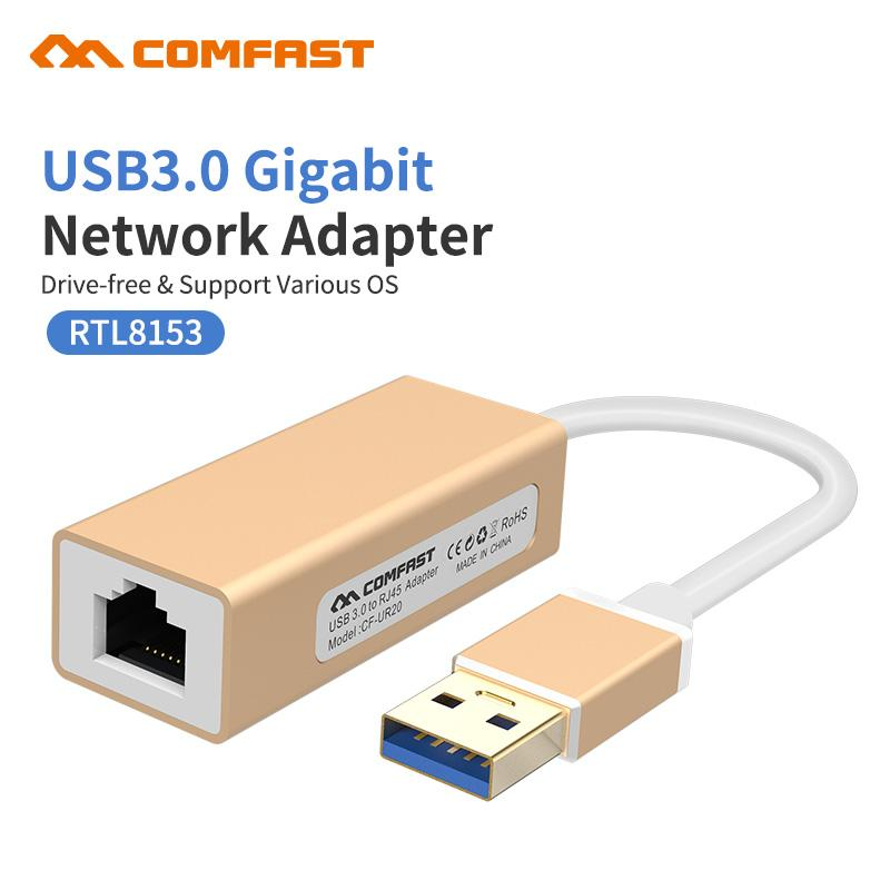 Großhandel Comfast Usb Ethernet Adapter Usb 3.0 2.0 Gigabit ...