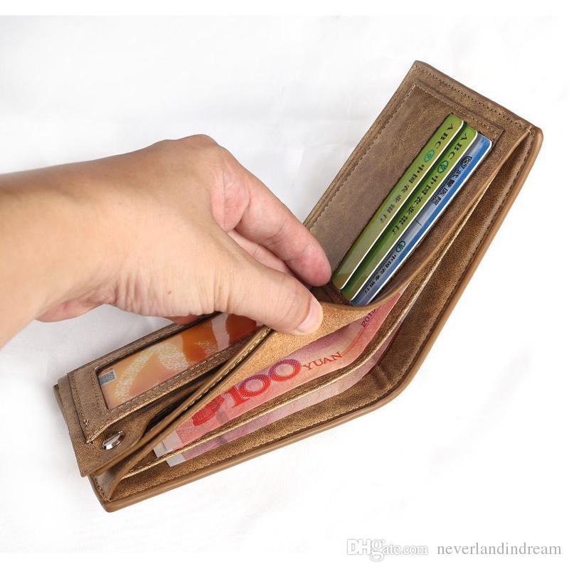 NEW ONE PIECE Wallet Monkey D. Luffy Folding Style Roronoa Zoro Colorful Short Purse Card Holder Trafalgar Law Zero Money Bag