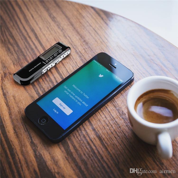 الجملة SK-010 4GB 8GBU القرص مسجل رقمي تسجيل مستمر 20 ساعة تسجيل يو القرص جودة عالية شحن مجاني