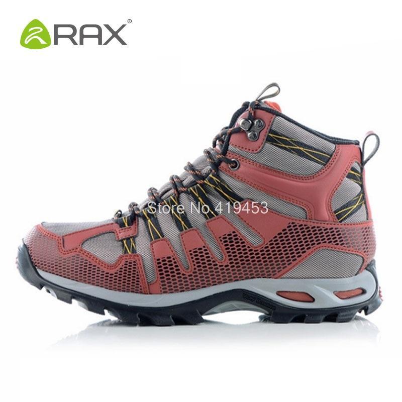 e2c677a3ac Compre Homens Sapatos De Caminhada De Inverno Caminhadas Botas Respirável À Prova  D 'Água Ao Ar Livre Tênis De Alpinismo Tênis De Escalada Esportes D0547 De  ...