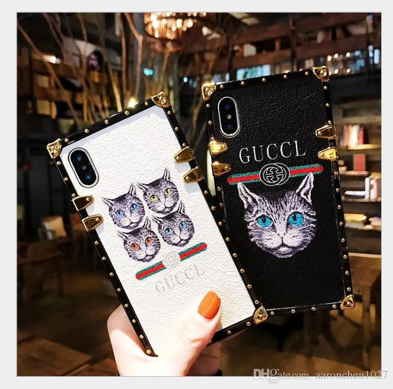 the latest c0060 b3077 Best buy USA Street Brand Case for iPhone X 6 6S 7 8 Plus Phone Silicone  Case Cover full Protection Shockproof Mobile Phone Accessories