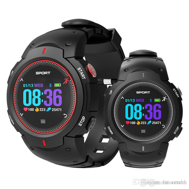 c58665b09ee6 Reloj Telefono Movil F13 Bluetooth Smart Watch Real IP68 Impermeable Modo  Multi Natación Natación Mensaje Push Rastreador De Ejercicios Sport  Smartwatch ...