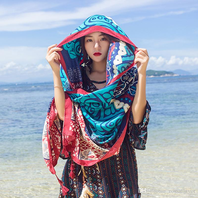 New Hot Sale Beach Shawls Silk Touch Scarf Women s Fashion Different Color Silk  Brand Scarfs Silk Brand Scarfs Shawls Silk Beach Shawls Silk Touch Scarf ... d56cf2ee59