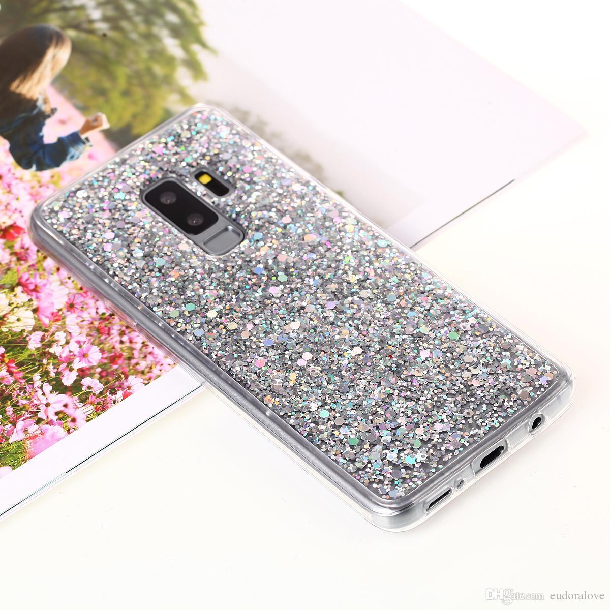 galaxy s9 bling case