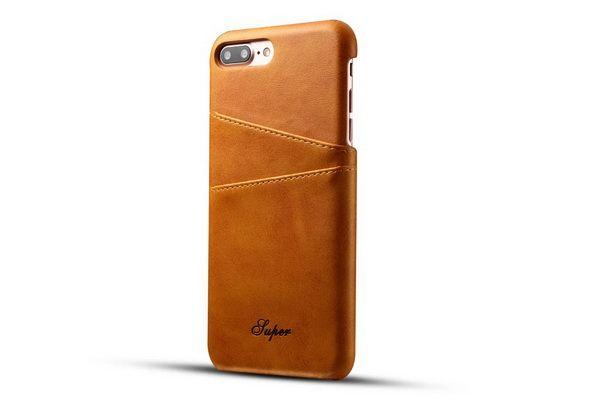 shell di anti carta di goccia coperchio di protezione raccolta carta guscio derma pelle iphone8 BYL BW05 Handset dietro il guscio