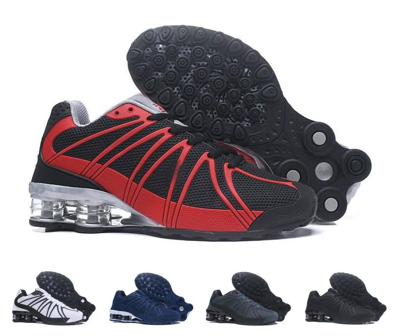 8d01458a3 Designer Shox OZ Men Kpu Running Shoes Top Quality Oz Shox Mens Shoes  Chaussures Homme Outdoor Tn Sport Trainers Size 40 46 Best Womens Running  Shoes ...