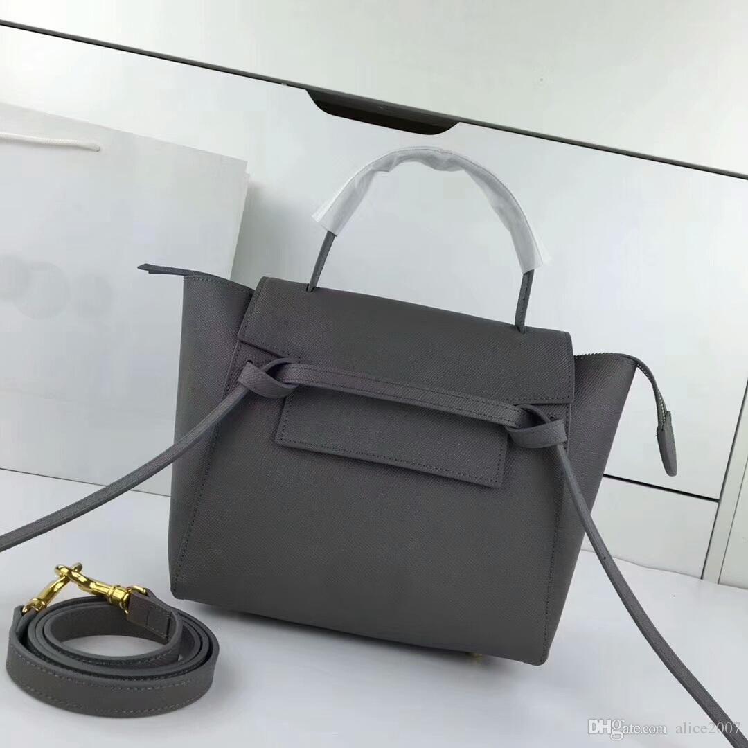 2018 Highest Quality Luxury Brand Handbags Palm Print Cowhide Women ... c7a32d21d6a59