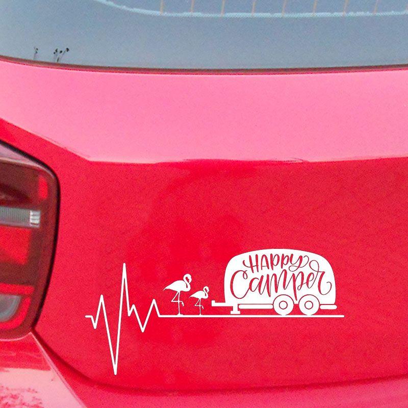 19 10 Cm Lustige Auto Aufkleber Vinyl Jede Glatte Oberfläche Aufkleber Vinyl Wasserdichte Hause Autofenster Aufkleber Auto Styling Aufkleber