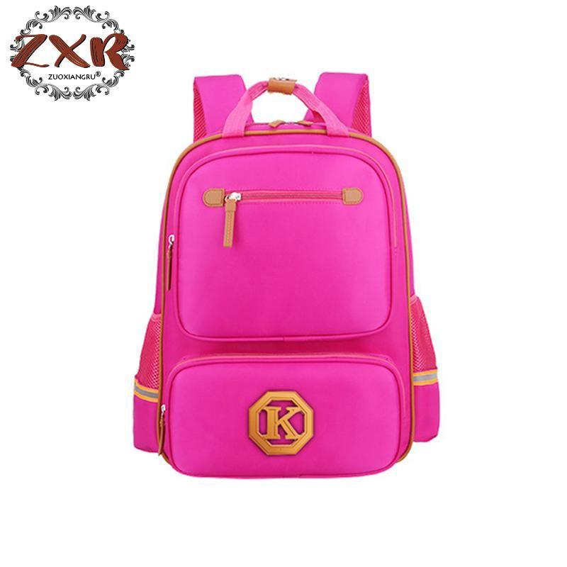 2018 Hot New Children School Bags For Teenagers Boys Girls Big Capacity  School Backpack Waterproof Satchel Kids Bags Swiss Backpack Laptop Rucksack  From ... a46833fa618d5