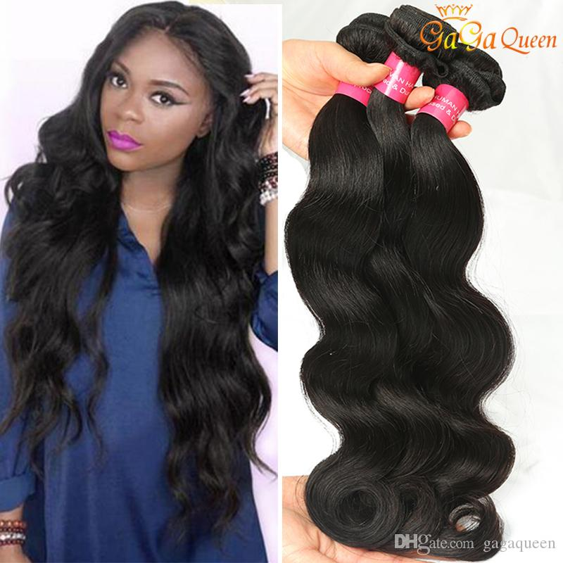 Indian Virgin Hair Body Wave 8a Unprocessed Indian Remy Human Hair