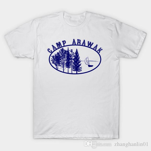 b6a26196fff6 Sleepaway Camp T Shirt Funny Print Shirts White T Shirt Designs From  Zhanghanlin01