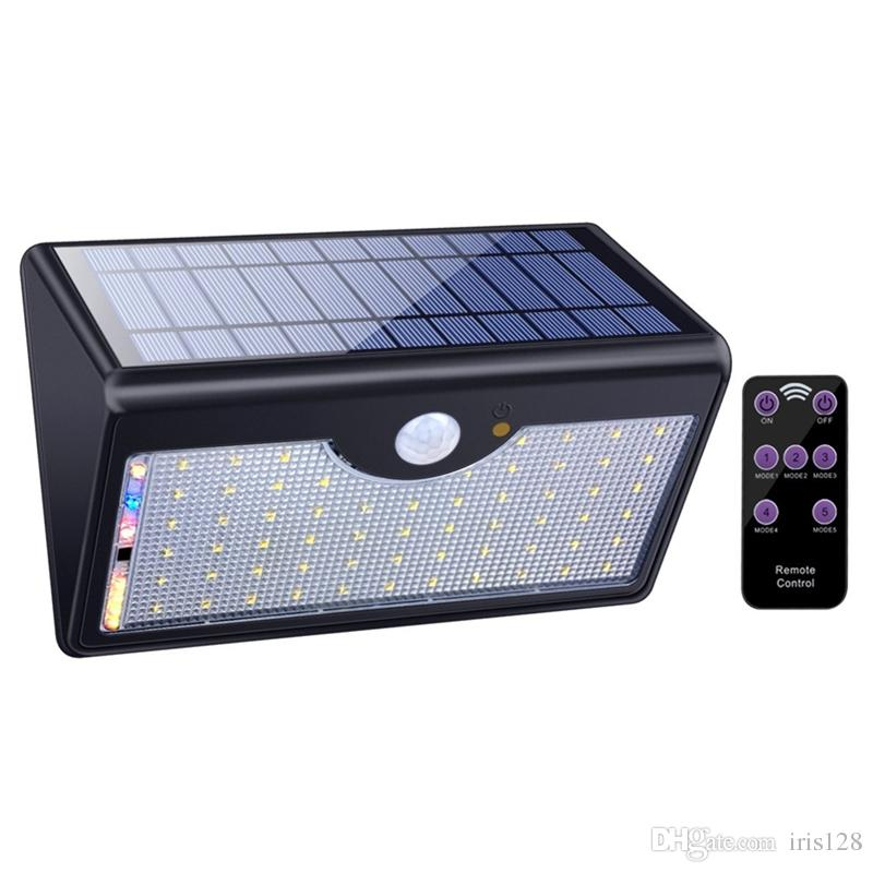 Online cheap solar lights outdoor remote control 60 led wireless online cheap solar lights outdoor remote control 60 led wireless waterproof motion sensor security light wide detection lighting garden pathway driveway by mozeypictures Gallery