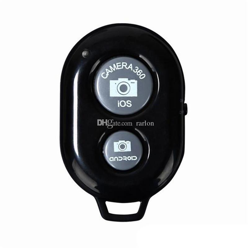 Telefon Bluetooth Selbstauslöser Remotes Fernkamera Shutter Wireless Controller Nehmen Sie Foto Shutter für IOS Android iPhone mit Kleinpaket