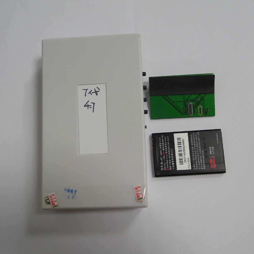 Новый для iPhone 7 ЖК-тестер ЖК-дисплей дигитайзер и сенсорный экран тестирования с 2 шт PCB доска + 1 шт. батареи DHL доставка