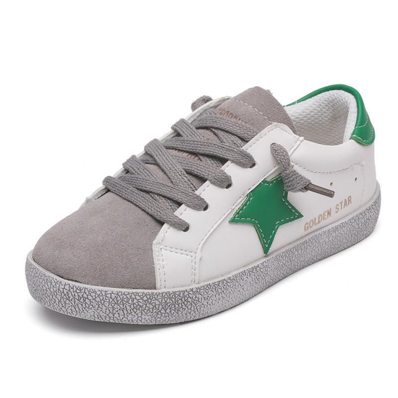 80987a1f 2018 Spring Children Star Shoe Baby Boy Brand Sport Sneaker Girl ...