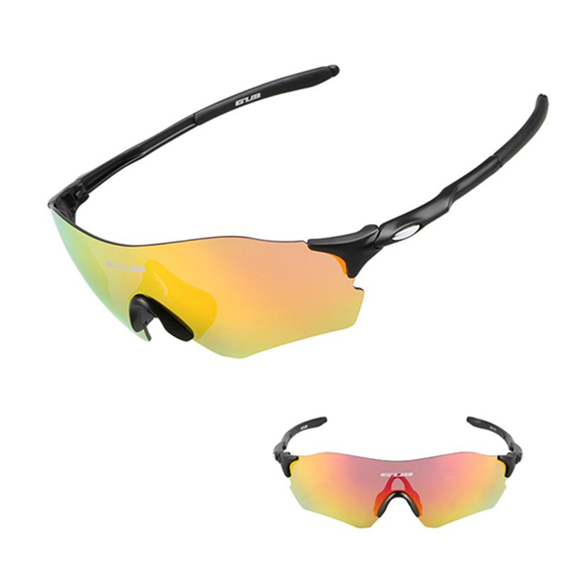 6d012d54f5e33 Compre Ciclismo Polarizado Óculos De Sol Ao Ar Livre Esportes Bicicleta  Óculos De Bicicleta Óculos De Sol Óculos De Ciclismo Eyewear 3 Lente De  Kuyee, ...