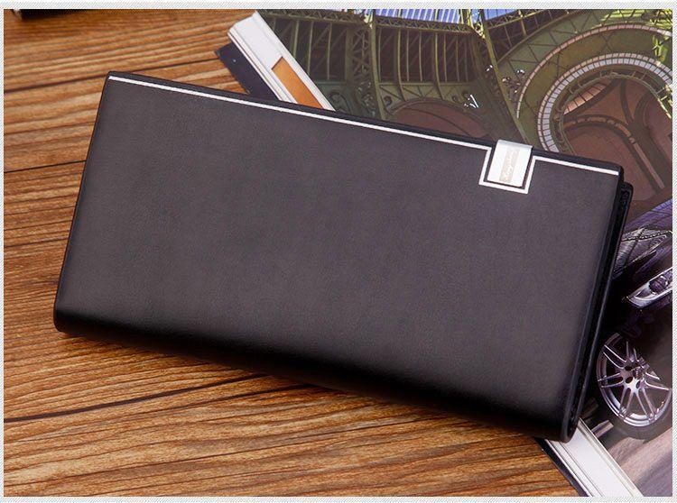 Nuevo Bestseller Negocio de los hombres Pasaporte negro Cartera Titular de la tarjeta de crédito Cubierta de la cubierta MB de cuero MT Travel Wallet Pasaporte Libro