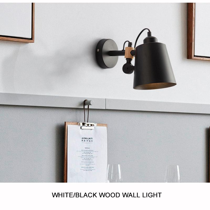 Bedside sconce lighting Corded 2019 Modern Sconce Lighting Wall Mounted Bedside Reading Light Creative Wall Lamp Living Room Foyer Home Lighting Rustic Sconces From Yuancao Odstresownik 2019 Modern Sconce Lighting Wall Mounted Bedside Reading Light