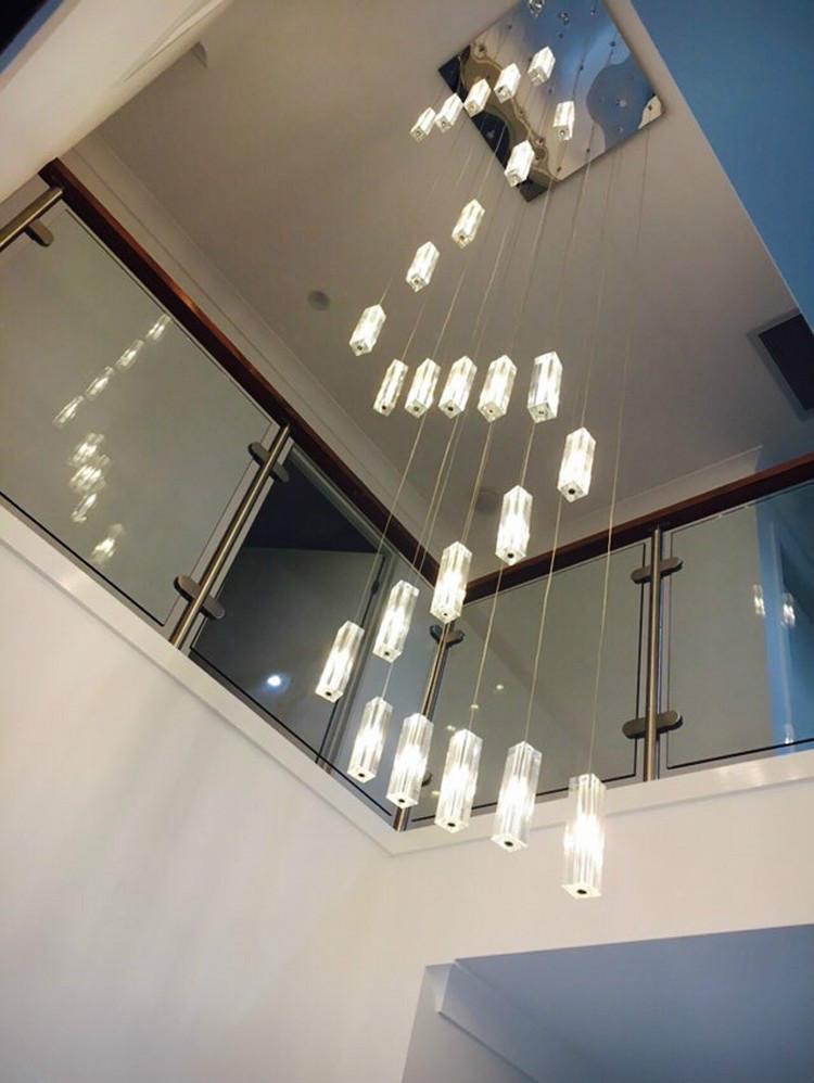 Grosshandel Treppenhaus 20 25 Stucke G4 Led Glanz Beleuchtung Moderne