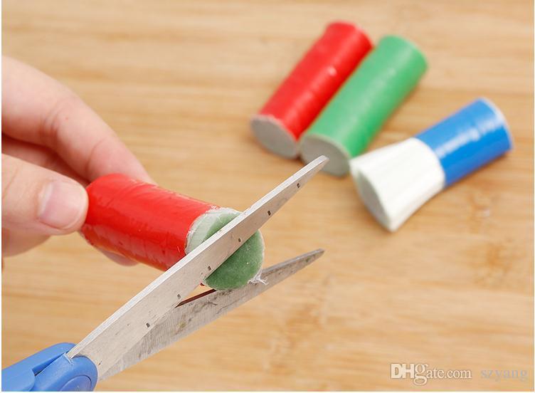 Волшебная палочка из нержавеющей стали щетка для очистки от загрязнений Металл для удаления ржавчины щетка для мытья посуды SN1217