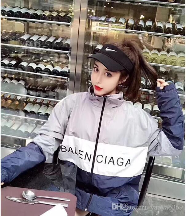 49943c8721f Hip Hop Skateboards Windbreak Bomber Jacket Women Harajuku Pilot Jacket  Coat Female Tops Causal Sweatshirts Baseball Jackets Hoodies Women Coat  Women Women ...