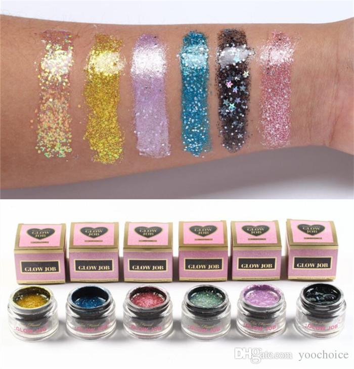 High Quality Faced Radiance Boosting give yourself a glow job mask Glitter face mask Free DHL