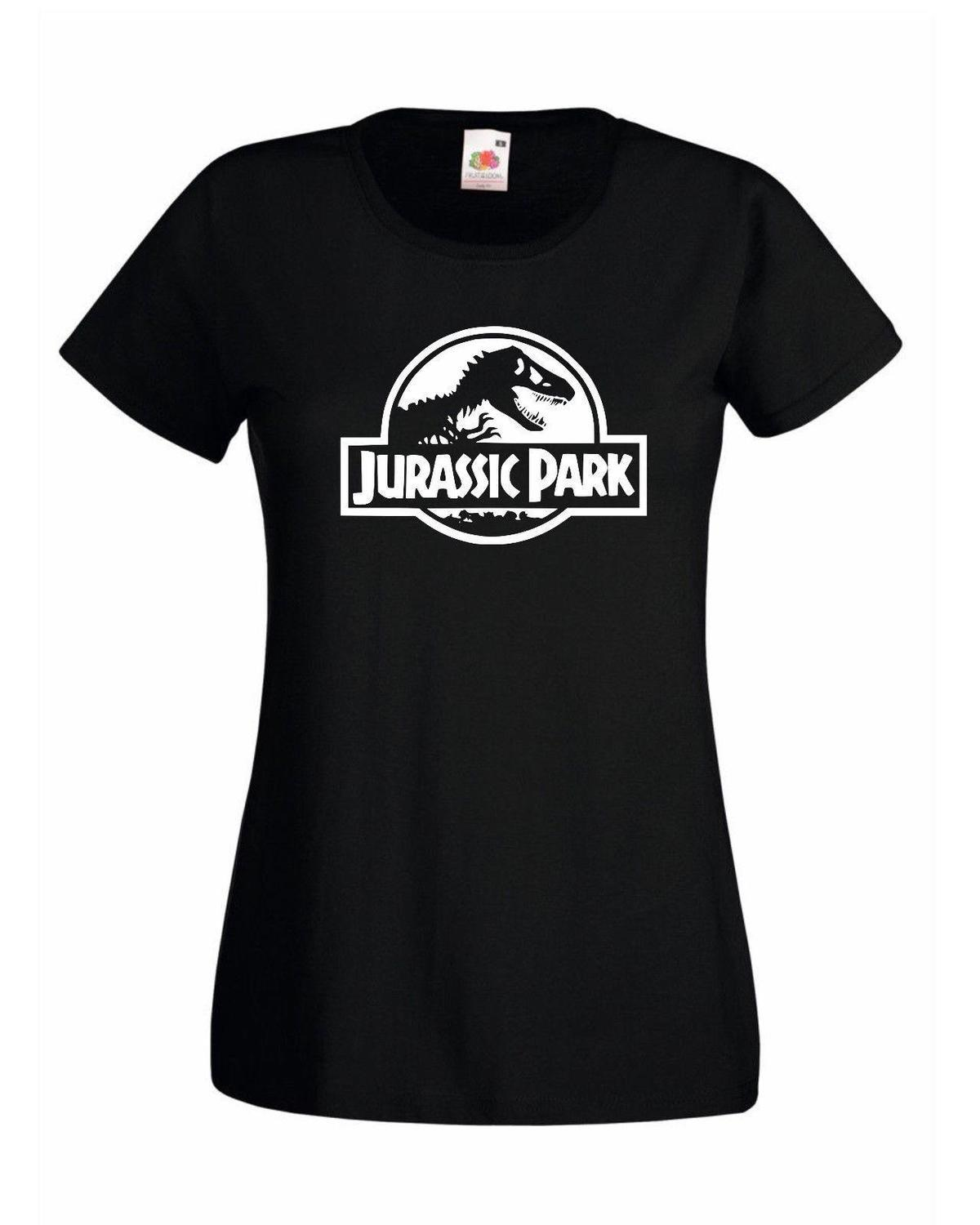 4e5f5700 Jurassic Park Female Fit T Shirt, Classic Movie All Sizes Free Delivery T  Shirt 24 Hours Buy Cool Shirts Online From Jc08, $12.7| DHgate.Com