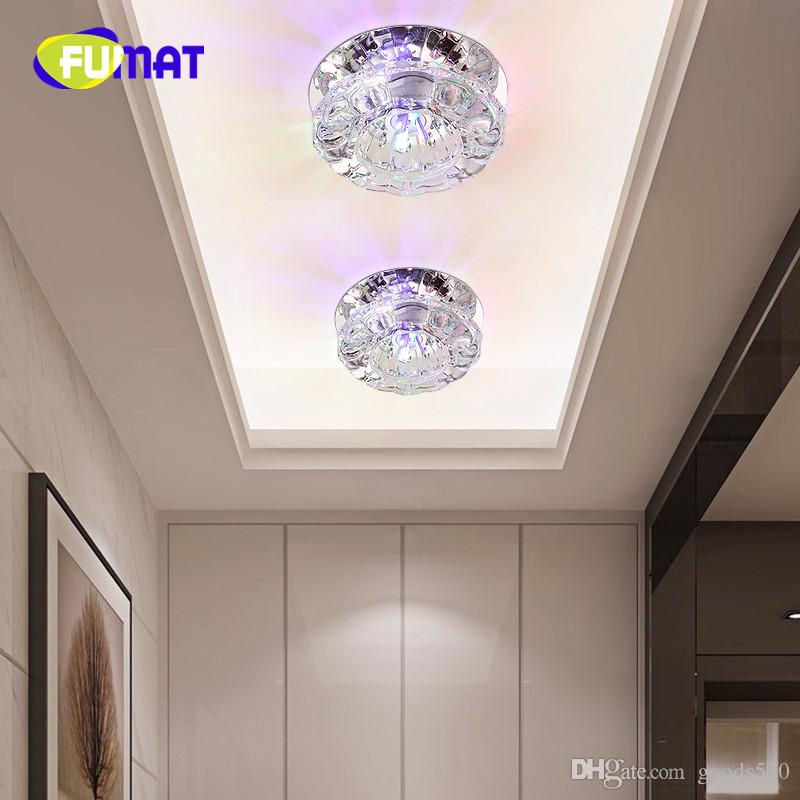 2018 Flush Mount Small LED 5w Ceiling Light for Art Gallery Decoration Front Balcony lamp Porch light corridors Light Fixture