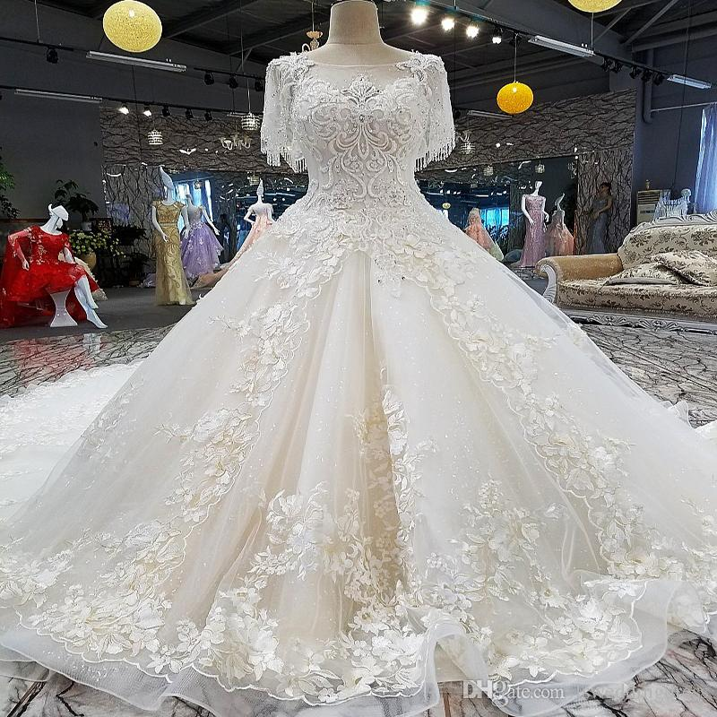 Vestidos de novia para mujeres maduras