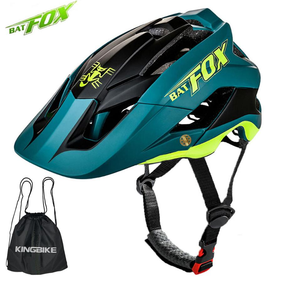 2018 Batfox Cycling Helmet Women Men Bicycle Helmet Mtb Bike Mountain Road  Cycling Safety Riding Storage Bag Ultralight From Suipao, $46.35 |  Dhgate.Com