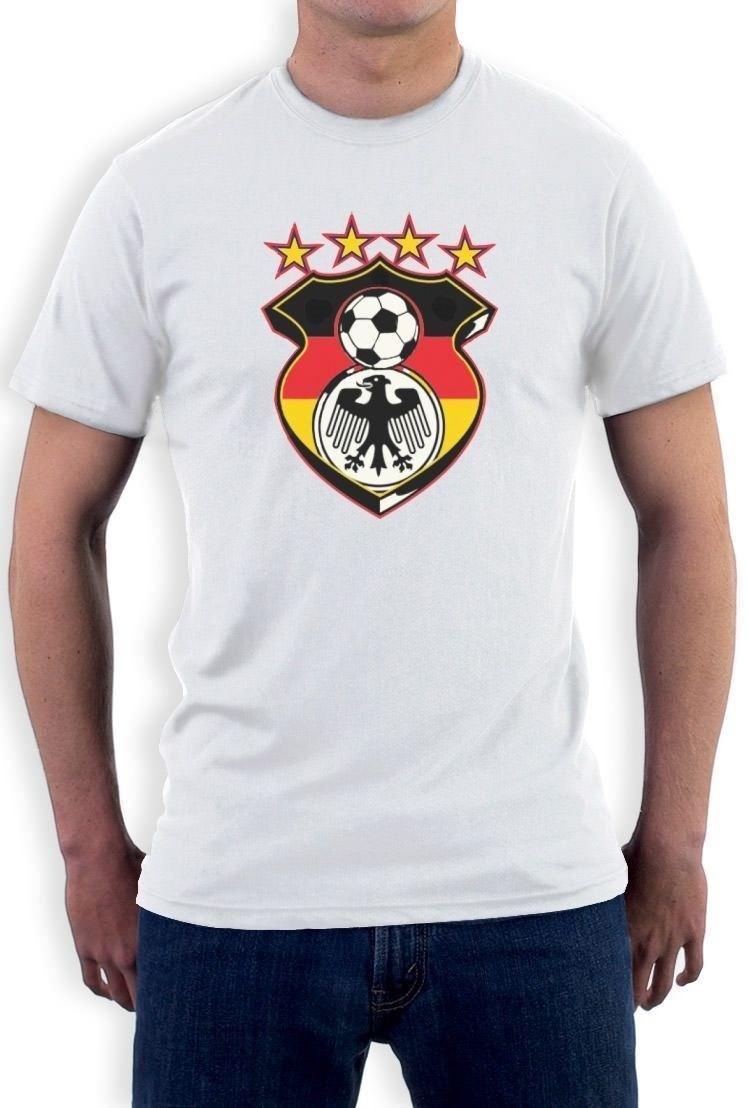 Großhandel Deutschland Fußball T Shirt Fußball Trikot Eagle Crest