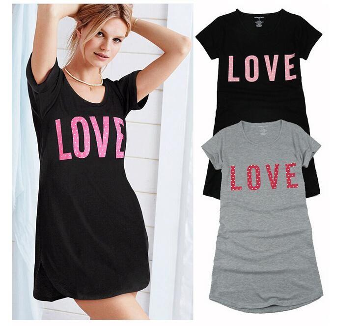sleepshirts for women Multicolor Women Nightdress Cotton Sleepwear Cute Short-Sleeved Nightshirt Women's Home Clothes Nightgown