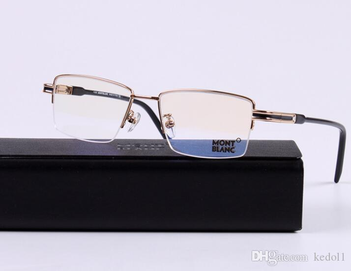1e6f8c28f7 Eyewear Frames Brand Titanium Glasses Frame Women Men 2019 New Retro ...