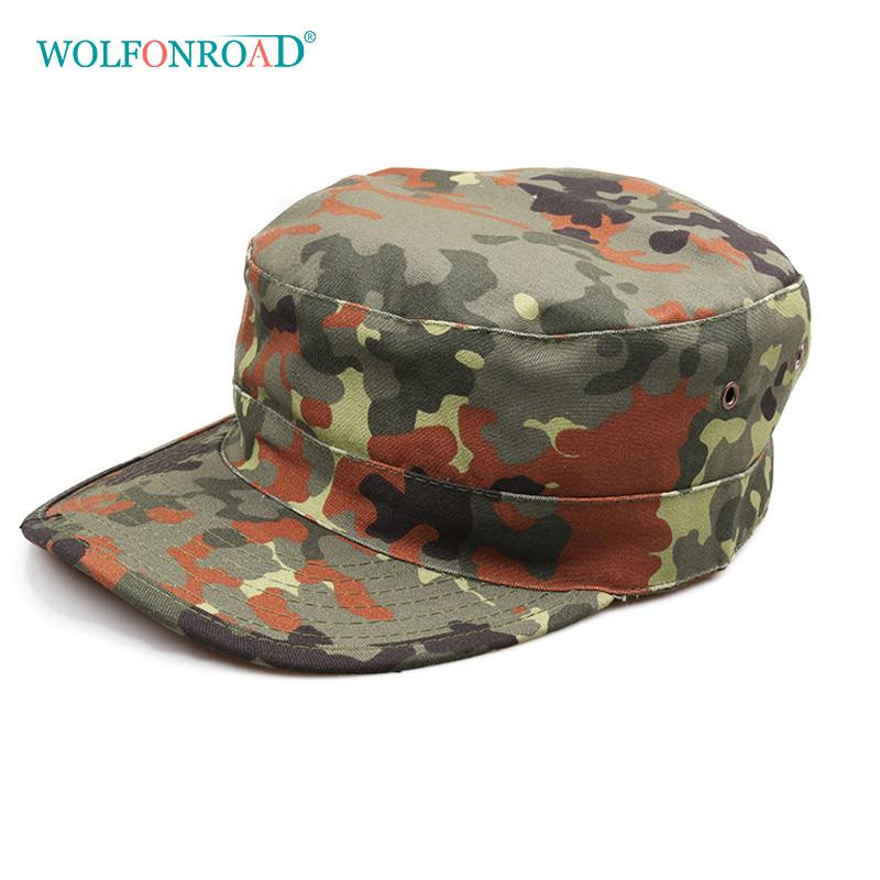 finest selection 6514d 59612 2019 WOLFONROAD Men s Summer Tactical Camouflage Cap Sunshade Sport Hiking  Caps Outdoor Hunting Hats Army Shooting Hats L WHCM 001 From Pineappleg, ...
