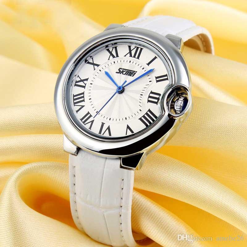 Mode Damenuhren Leder Weibliche Quarzuhr Frauen Casual Reloj Mujer Frauen Kleid Relogio Armbanduhren Schönes Geschenk