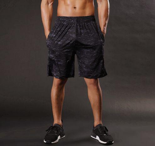 917630008a Compre Nuevos Pantalones Cortos De Los Hombres De Alta Calidad Pantalones  Cortos De Fitness Para Hombre Culturismo Gimnasios Estética  Basketballrunning ...
