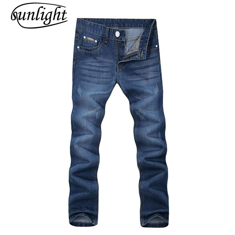 93f1ade7f26 2018 2017 Summer Slim Fit Light Blue Jeans Male Men S Jeans Famous Brand  Trousers Designer Men High Quality Denim Pants From Clothfirst