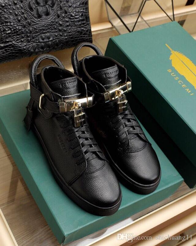 91c848161e01 Summer High Tide Han Edition Men S Shoes For Men Sport Casual Shoes Sandals  Locks The Red Shoes Shoes Online Basketball Shoes From Shichuang11