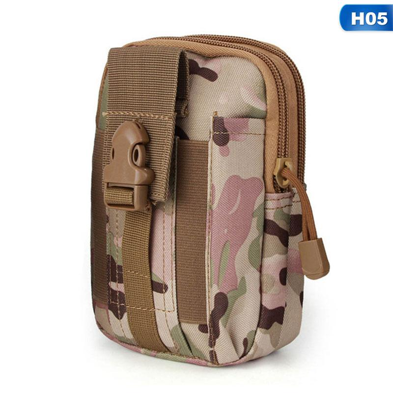 2018 Waist Belt Holster Case Wallet Purse Tactical Molle Pouch Utility  Gadget bags For iPhone 6 6S 7 Plus