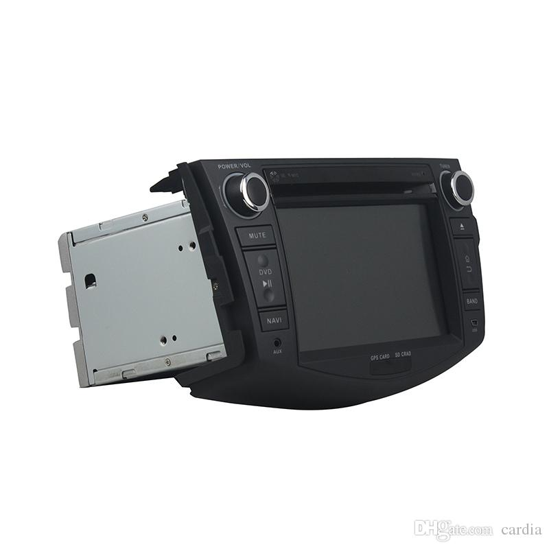 Car DVD player for Toyota RAV4 2006-2012 Octa core 2GB RAM 7inch Andriod 6.0 with GPS,Bluetooth, Radio