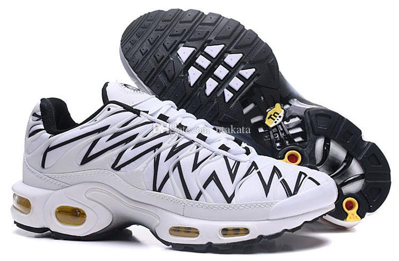 5afc37f6f Top Cheap Mens Womens Shoes Rainbow Green TN Ultra Sports Requin Sneakers  Air Caushion Running Shoes 36 46 Shoe Shops Running Shoe From Utakata, ...
